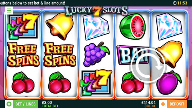 Lucky 777 Slots Online Slots at Casino 2020